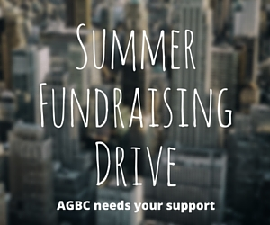 AGBC Summer Fundraising Drive