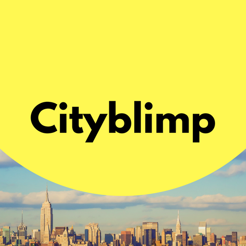 Follow our friendly bot Cityblimp